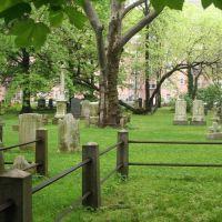 St. James Episcopal Church cemetery, Элмхарст