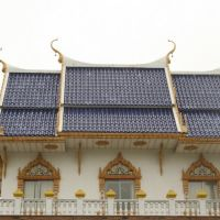 Wat Buddha Thai Thavorn Vanaram Temple, Элмхарст
