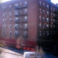 Queens-70th st & Northern Blvd-East Elmhust, Элмхарст