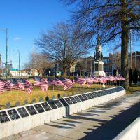 Endioctt War Memorial, Эндикотт