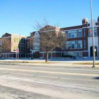 Union-Endicott High School, Эндикотт