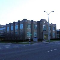 IBM School, Эндикотт