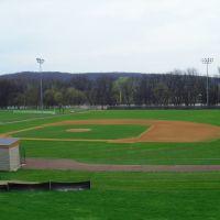 UE High School Baseball Diamond, Эндикотт