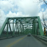 (copyrighted) bridge, Эндикотт
