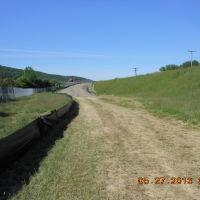 Vestal Rail Trail - Phase 2 construction, Эндикотт