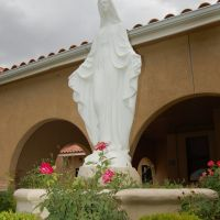 Virgin Mary Statue, Аламогордо