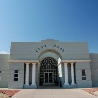 Alamogordo City Hall, Аламогордо