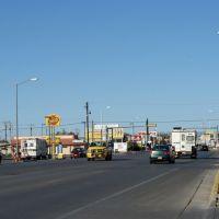 S. White Sands Blvd., Аламогордо