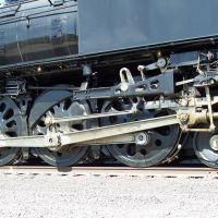 Steam Engine #844, Аламогордо