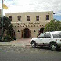 U.S. Post Office, Аламогордо