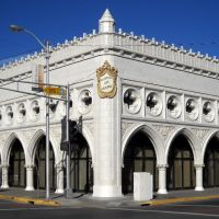 The Occidental Life Building, near Historic Route 66, 305 Gold Avenue SW, Albuquerque, NM, built 1917, Альбукерк