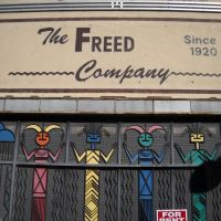 The Freed Company, Central Ave, Historic Route 66, Albuquerque, NM, opened 1920, Альбукерк