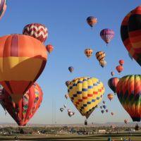 Hot Air Balloon Festival - Albuquerque NM, Антони