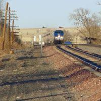 Amtrak #3, Вагон-Маунд