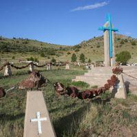 Wagon Mound Cemetery, Вагон-Маунд