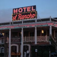El Rancho Hotel,Gallup, NM, Гэллап