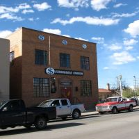 Masonic Hall, Lebanon Lodge 22 (1932) - Gallup, NM, Гэллап