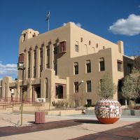 McKinley County Court House(1938) - Gallup, NM, Гэллап