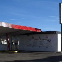 Route 66 Drive-In & Diner, 1301 W Historic Route 66, Gallup, NM, Гэллап