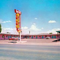 Lariat Lodge in Gallup, New Mexico, Гэллап