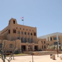 McKinley Co. Courthouse (1938) Gallup N.M. 4-2011, Гэллап