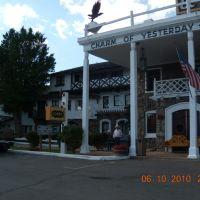 El Rancho Hotel, Гэллап
