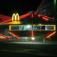 UFO McDonalds in Roswell, New Mexico, Декстер