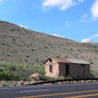 Little house, Picacho, New Mexico, Декстер