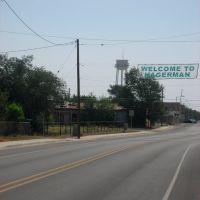 Hagerman, New Mexico, Декстер