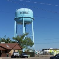 Deming water tower, Деминг
