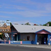 Butterfield Stage Motel, Deming New Mexico, Деминг