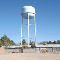 Water Tower along I-10 Deming, NM---st, Деминг