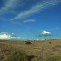 New Mexico-i felhők..., Ислета-Пуэбло