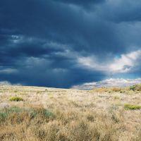 October 2007 Thunderstorm, Facing east, northeast - 4pm, Киртленд