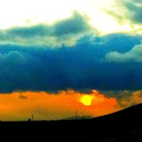 Coudy Sunset from Twin Hills, Киртленд