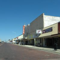 Main St., Clovis, New Mexico, Кловис