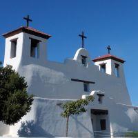 Indián templom, Корралес