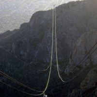 Sandia Peak Tramway Albuquerque, New Mexico, Корралес