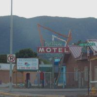 Del Prado Motel - Cuba, New Mexico, Куба