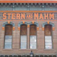 Stern & Nahm Bldg - Las Vegas, NM, Лас-Вегас