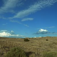 New Mexico-i felhők..., Лас-Крукес