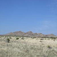 Jornada del Muerto (Trinity site), Лас-Крукес