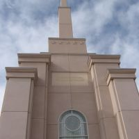 Albuquerque NM LDS Temple, Лас-Крукес