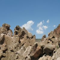 Bandolier National Monument, Лос-Аламос