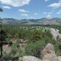 Los Alamos & Mts, Лос-Аламос