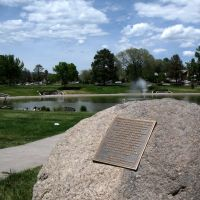 Ashley Pond, Los Alamos, New Mexico, Лос-Аламос