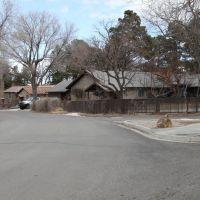 Bathtub Row, Los Alamos, New Mexico, Лос-Аламос