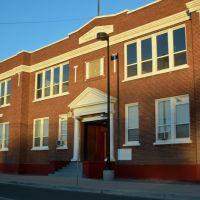 Solomon Luna Building, Los Lunas Schools, Лос-Лунас