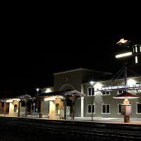 Los Lunas Rail Runner, Лос-Лунас
