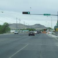 Route 66 - 2012/26/04, Лос-Лунас